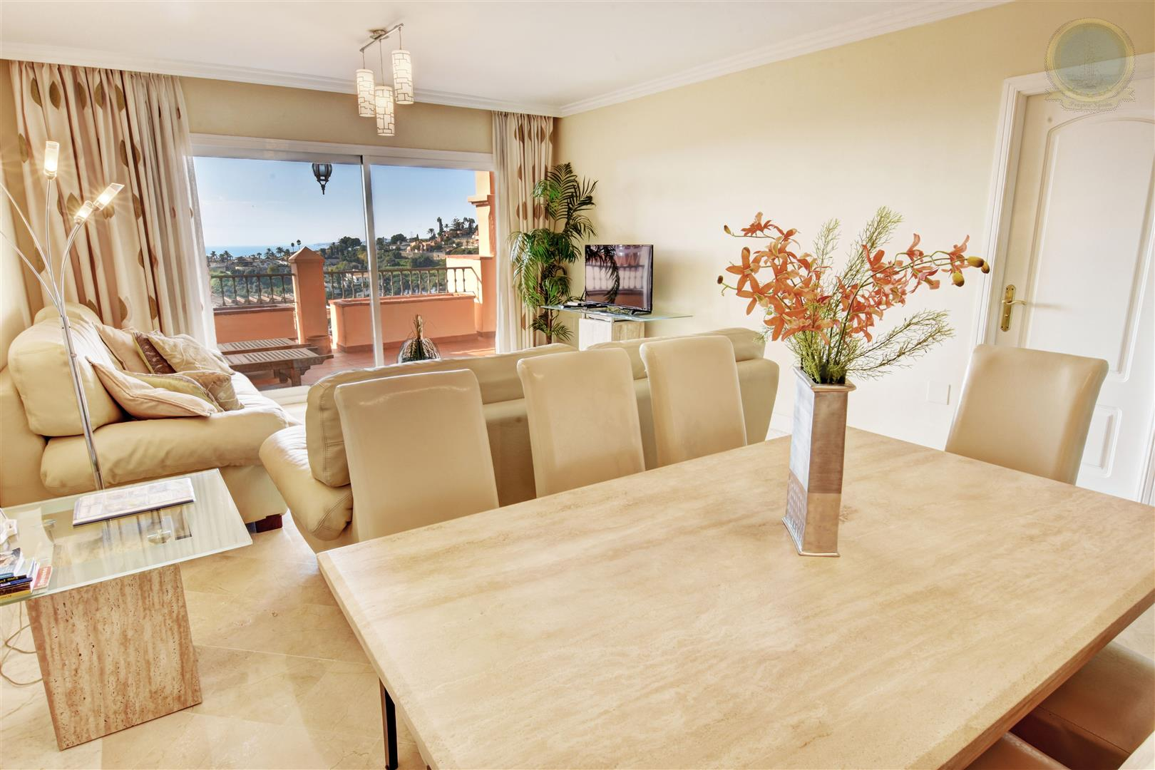 Apartment for Sale in Mediterra - Lounge