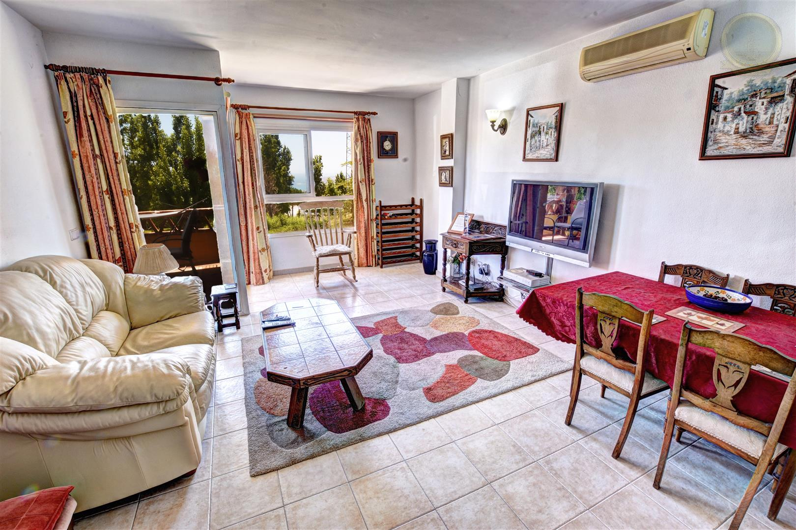 Apartment for Sale in Reserva Higueron - Lounge