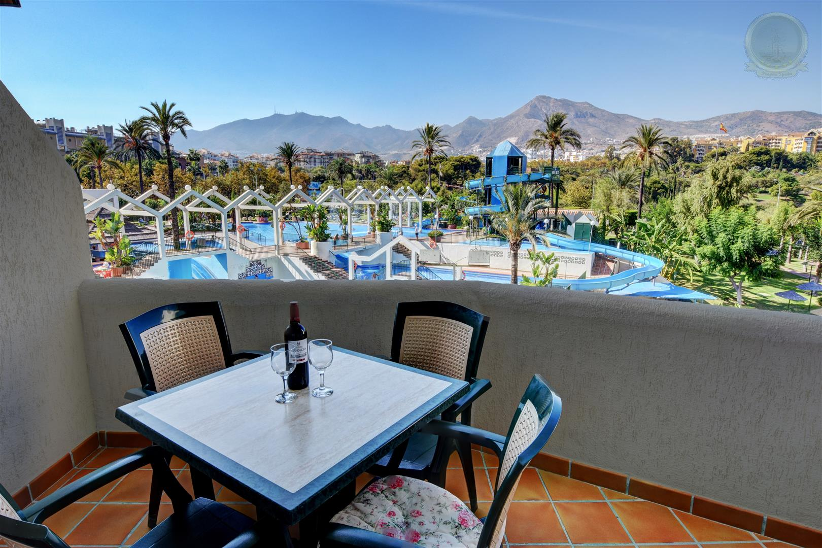 apartment for sale in Benalmadena Costa - Terrace