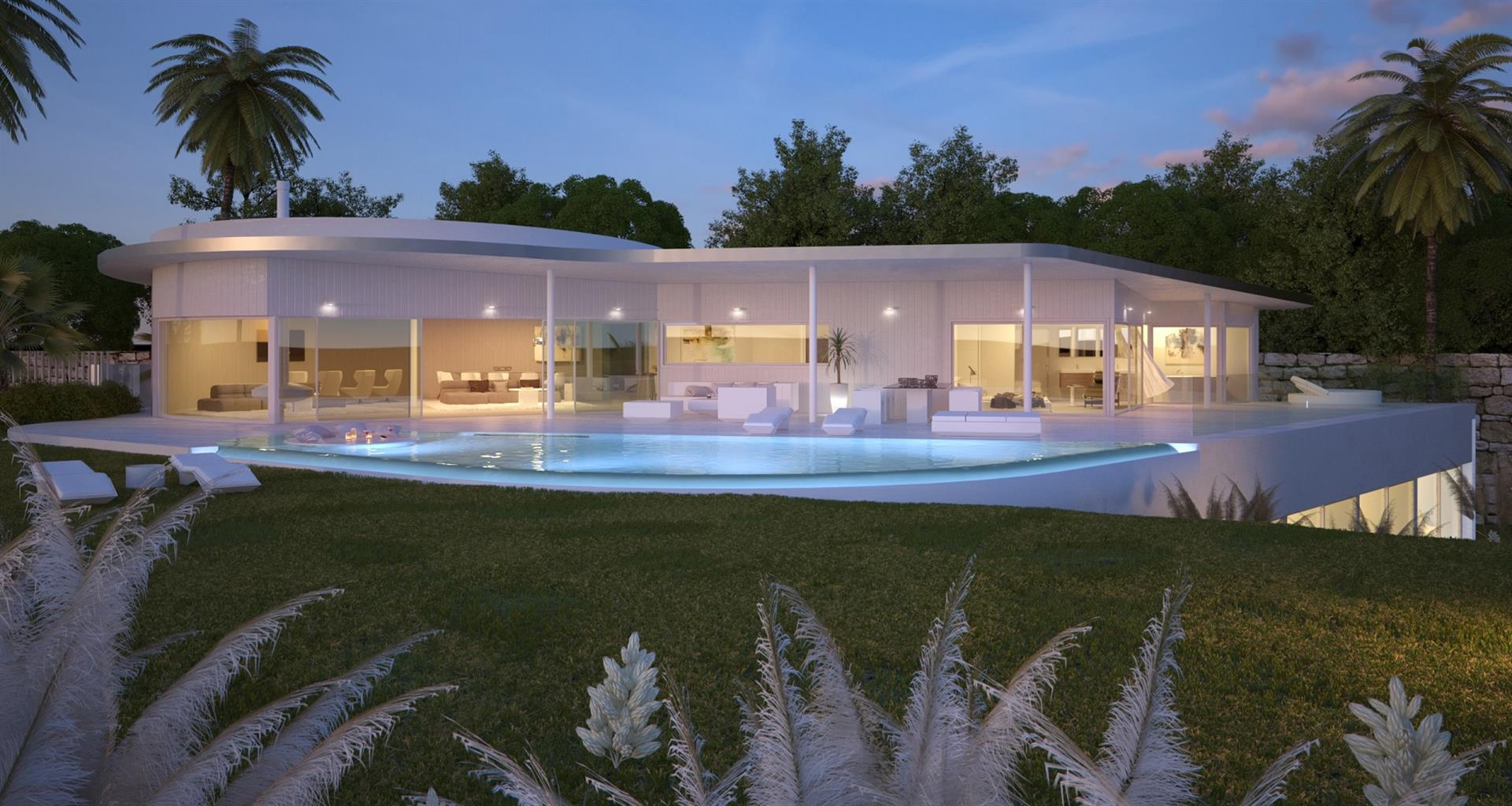 The Bay Collection Villa for sale Higueron