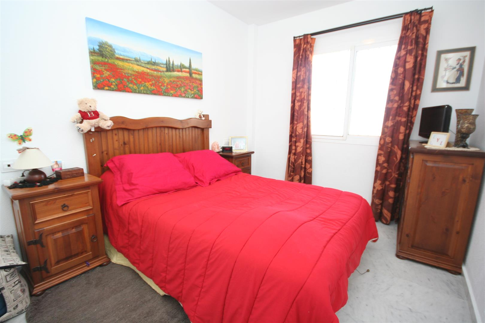 townhouse for sale in Benalmadena Pueblo - Bedroom