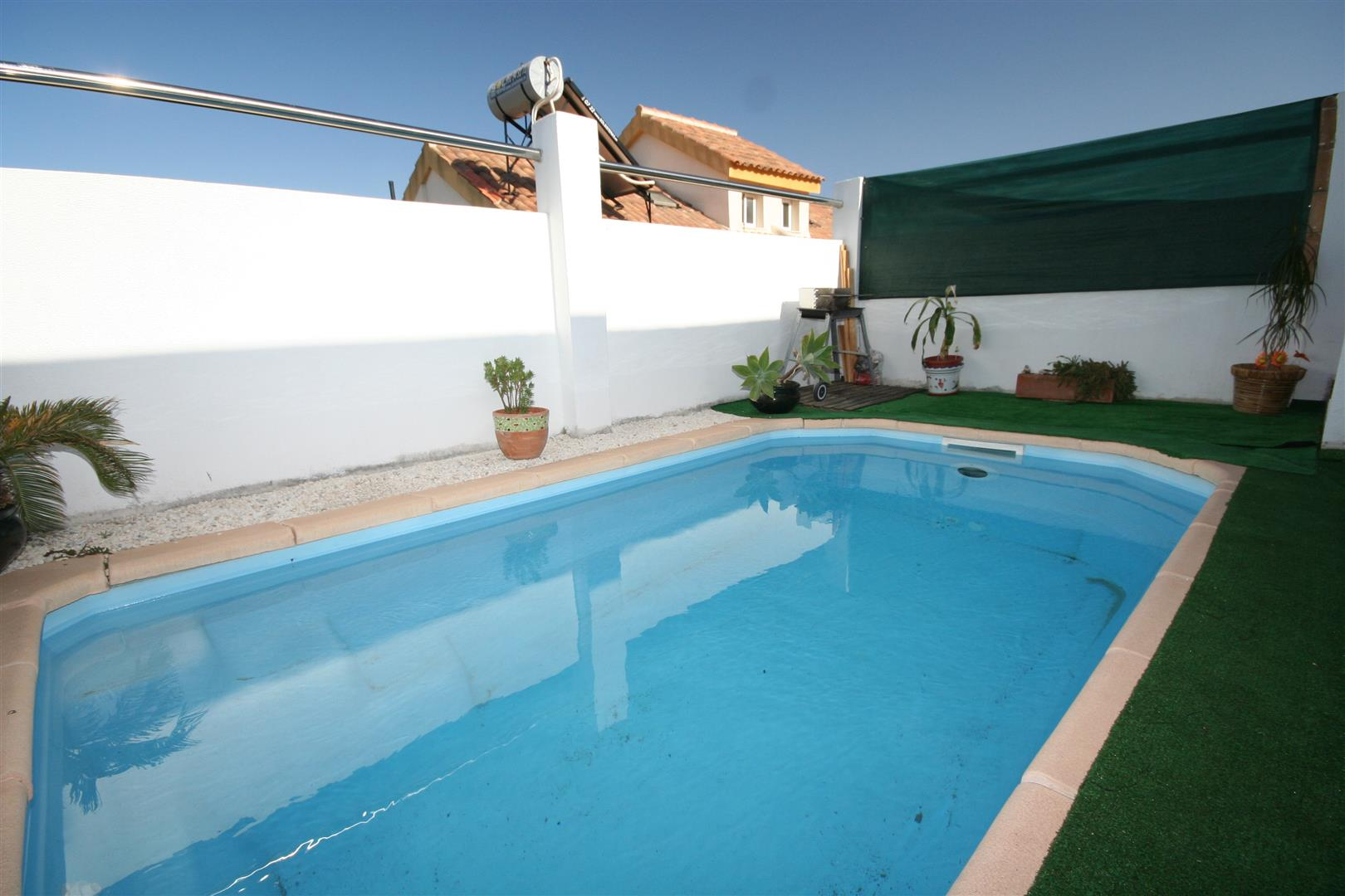 townhouse for sale in Benalmadena Pueblo - Pool