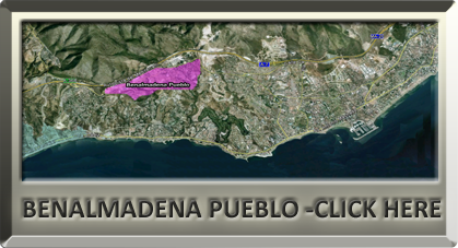 Townhouses for Sale in Benalmadena Pueblo