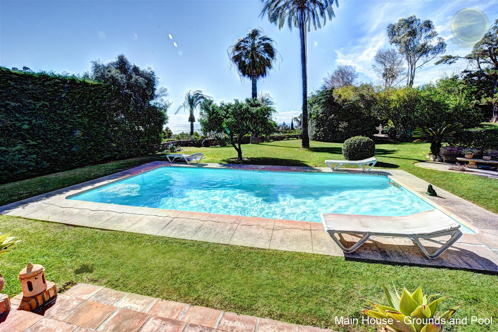 Villa for sale in Benalmadena Pueblo 7