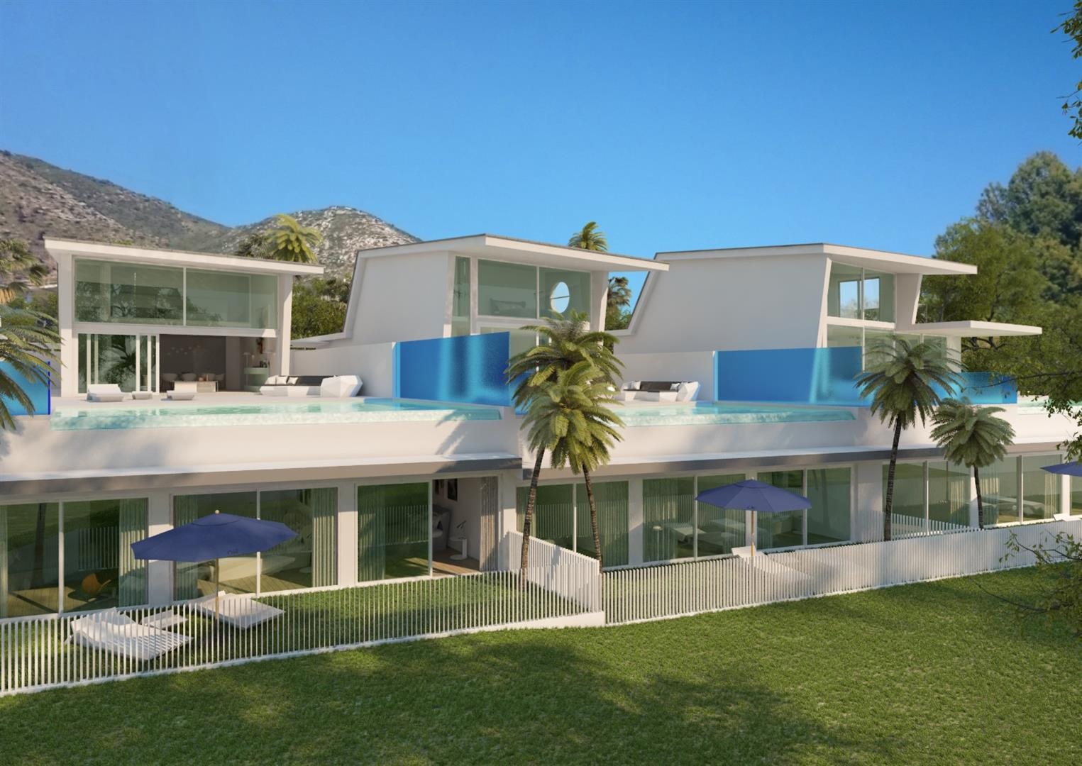 Villas for Sale in The Hill Collection
