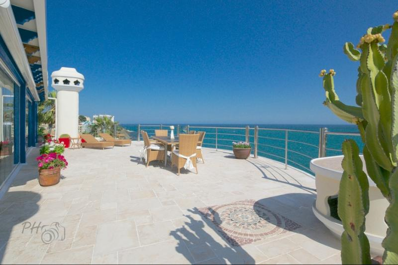 luxury penthouse for sale on the beach in benalmadena costa
